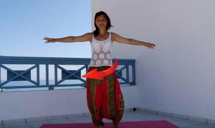 Омолаживающая гимнастика «Око возрождения»: 5 тибетских жемчужин