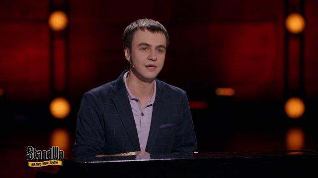 STAND UP, 4 сезон, 19 серия