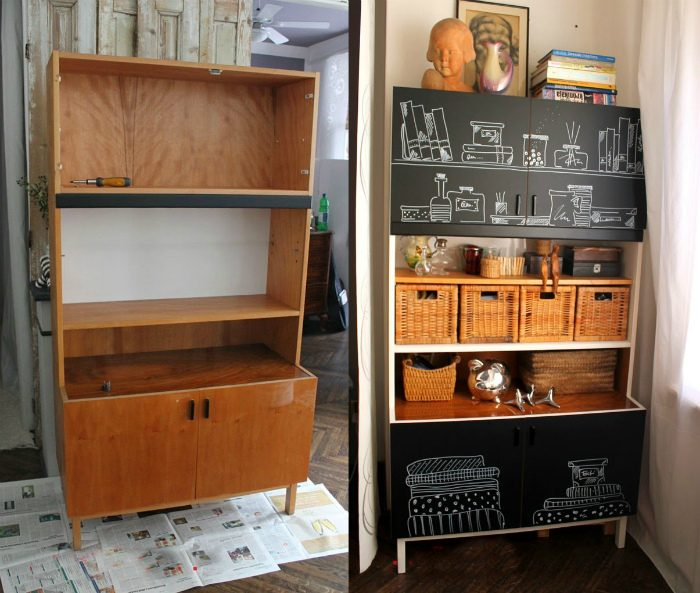 Преображение мебели своими руками