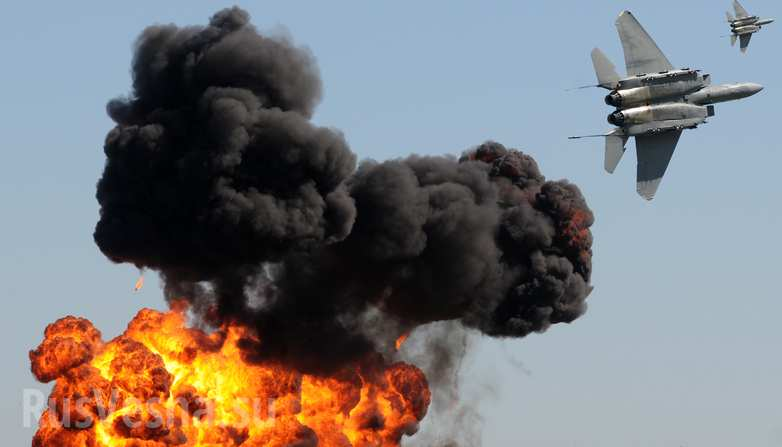 Кровавая бойня в Сирии: удар…
