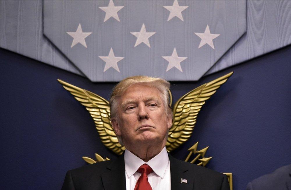 Трамп напугал американцев кризисом и наркотрафиком