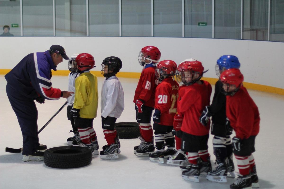 Будущее российского хоккея в…