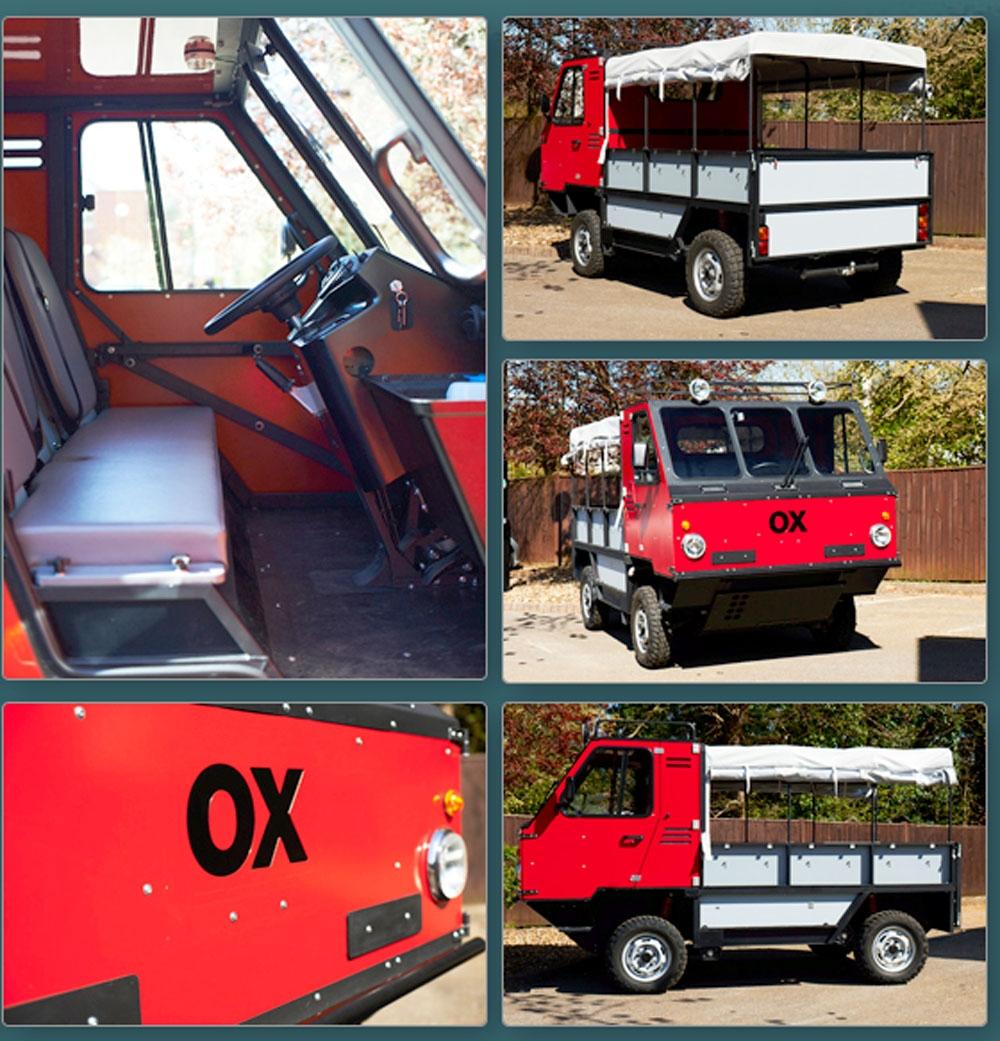 Первый в мире грузовик-конструктор для «бедных»