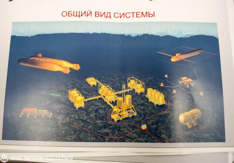 Проект подводной лодки-сейсморазведчика комплекса «Айсберг»