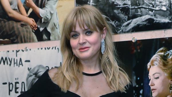 Анна Михалкова сорвала съемки