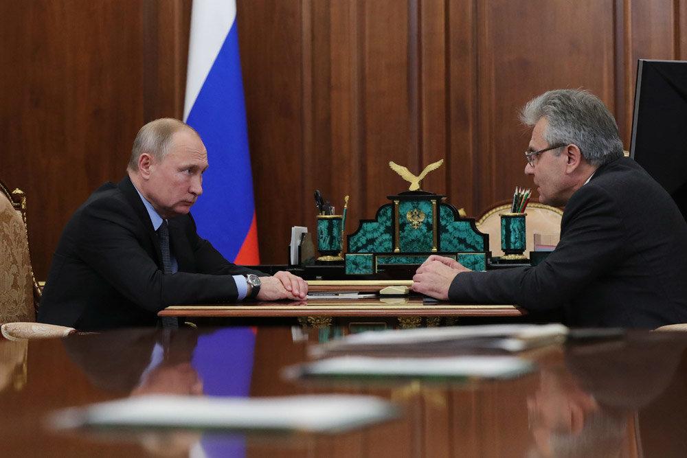 Путин призвал ученых к равноправному международному сотрудничеству