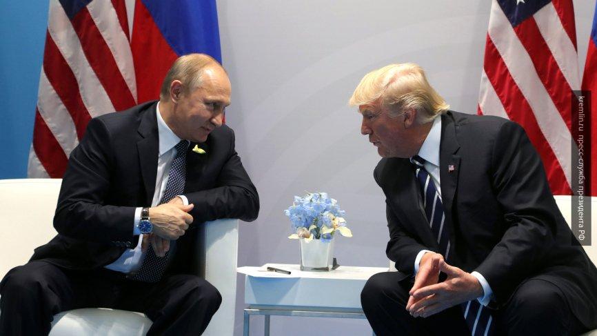 Появились новые детали телефонной беседы Путина и Трампа