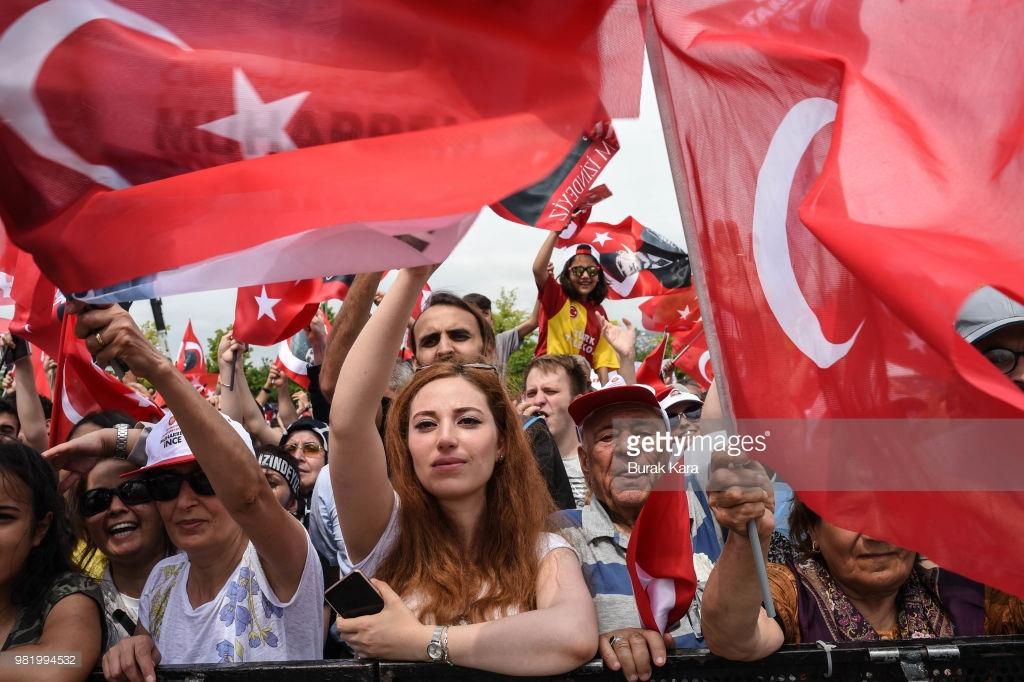 Реформы VS скрепы. Чё там у турков?