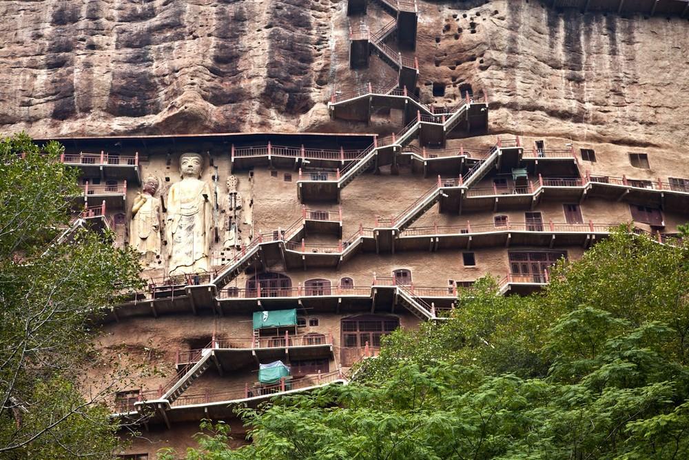 Пещерные города и храмы – часть VII. Майцзишань