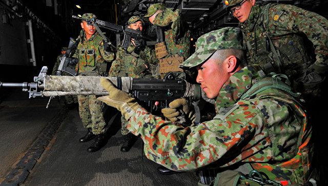 Япония готовится впервые использовать армию для ответа на ракеты КНДР