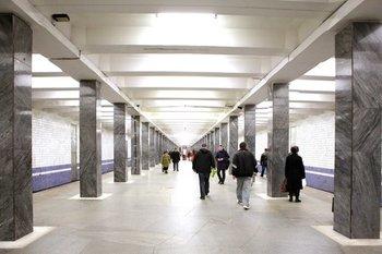 Три станции Замоскворецкой линии метро закроют в выходные