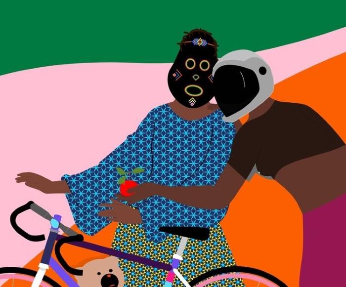 Яркий пост-поп-стиль. Dennis Osadebe
