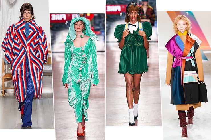 4 показа с Лондонской недели моды 2019-2020