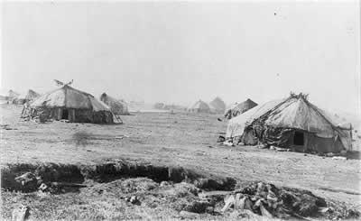 поселение инуитов