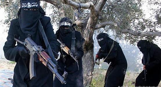ВАфганистане талибы казнили трех женщин-боевиковИГ