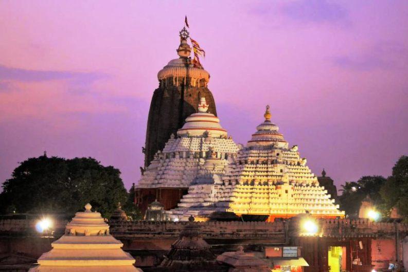 Неразгаданные наукой тайны храма Джаганнатха