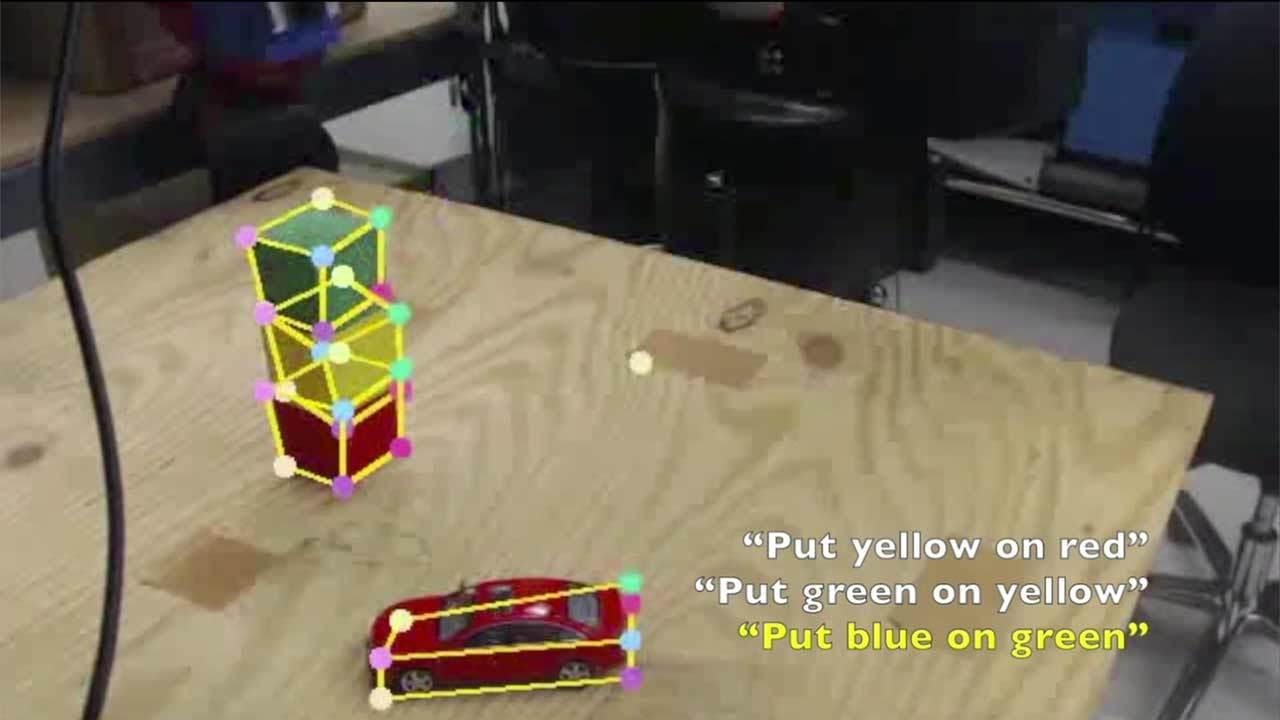 Робот Nvidia учится, подражая людям