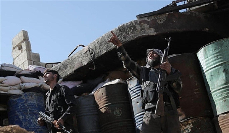 ИГИЛ начало новый штурм пози…