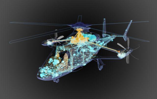 Европейский авиастроитель Airbus Helicopters утвердил эскизный проект высокоскоростного вертолета Racer