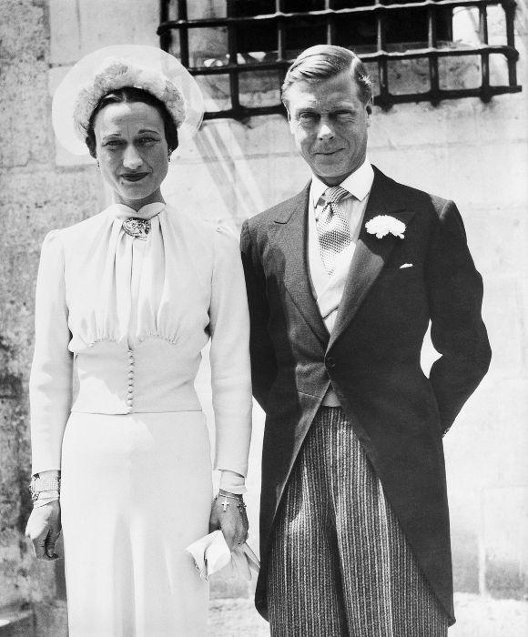 Уоллис Симпсон, герцогиня Виндзорская и её украшения
