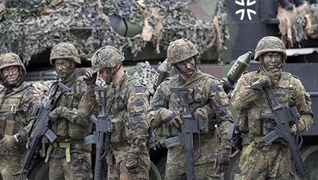 Военный переворот в Германии…