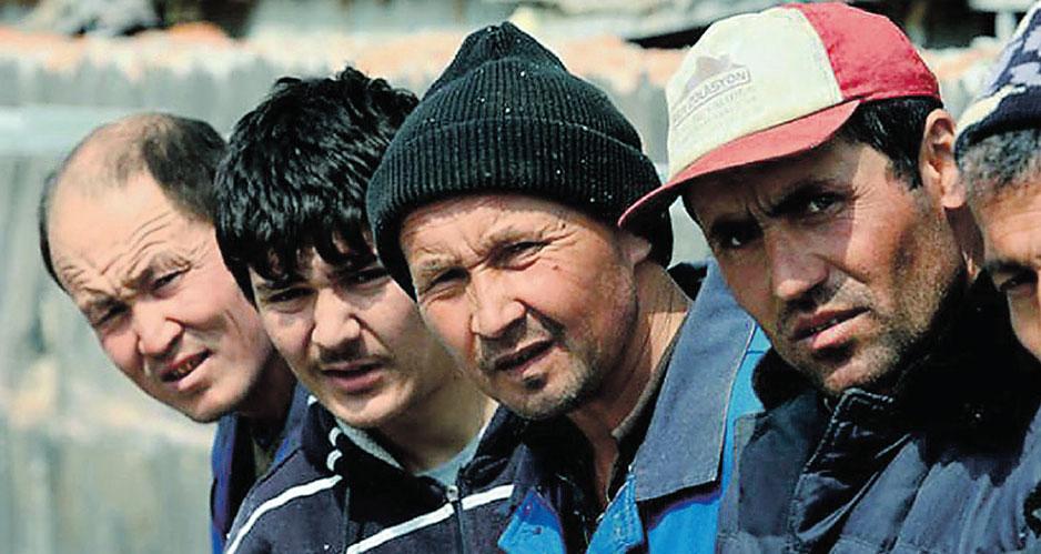 Восстание дворников Мигранты…