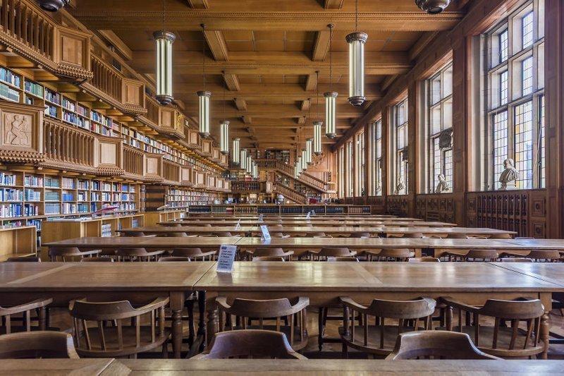 18. Университетская библиотека, Лёвен, Бельгия архитектура, библиотека, библиотеки, библиотеки мира, красота, путешествия, фотограф, фотопроект
