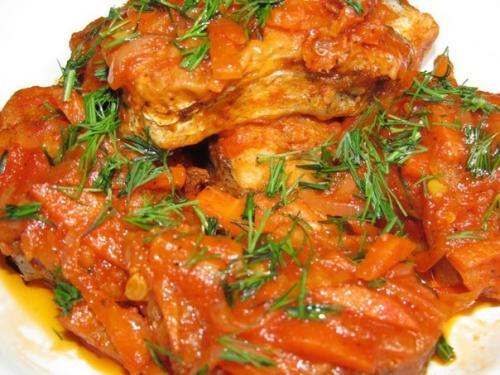 Рыба в духовке: топ — 6 рецептов.