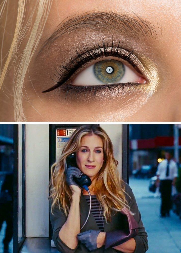 7 хитростей мейкапа глаз необычной формы. Ими пользуются даже знаменитости.