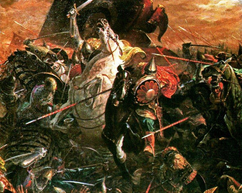 Тайны битвы на Куликовом поле