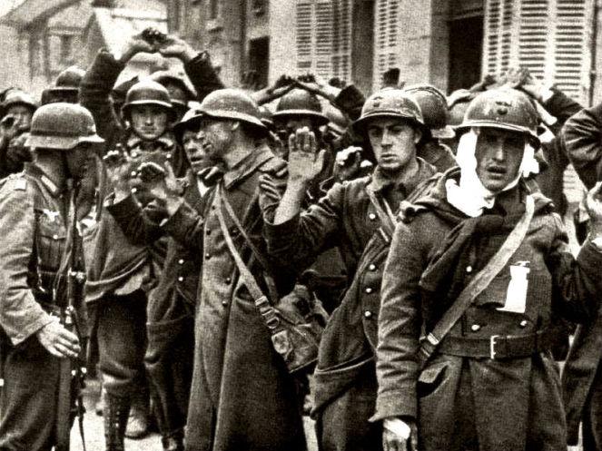 Почему Франция так быстро сдалась Гитлеру