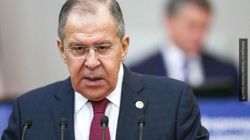 «Вы напишете то, что хотите»: Лавров резко ответил на вопрос журналиста WP о Сирии