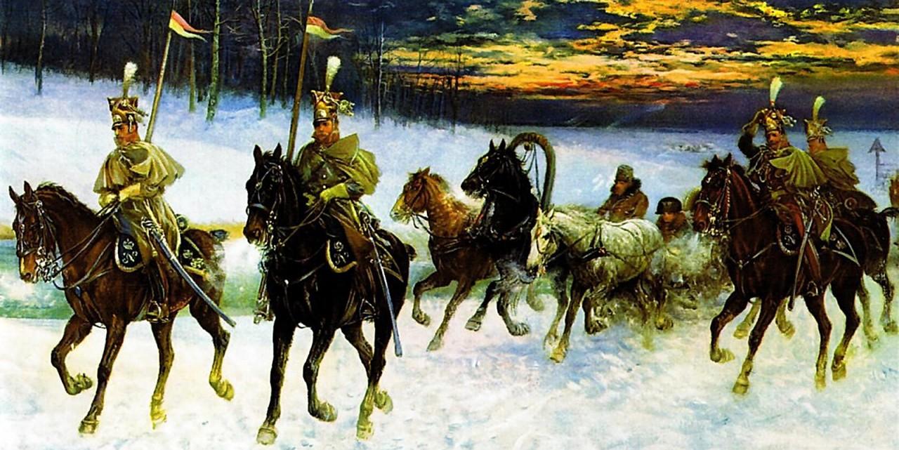 «Иностранный легион» Наполеона: кого ещё французы вели на Москву