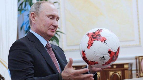 В.В. Путин , фото с сайта kremlinrus.ru