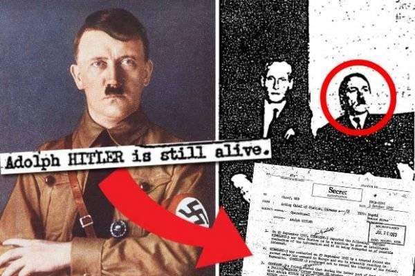 Инопланетяне похитили Гитлер…
