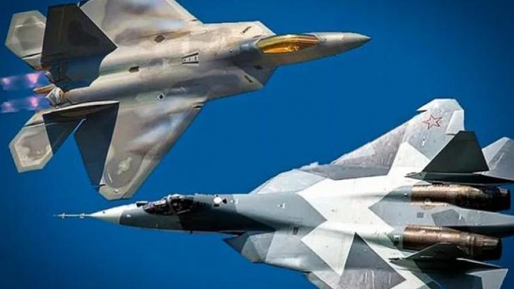 """""""Мы летим, а русские почему-то нас не боятся"""". По вине русских ВВС США несут огромные потери"""
