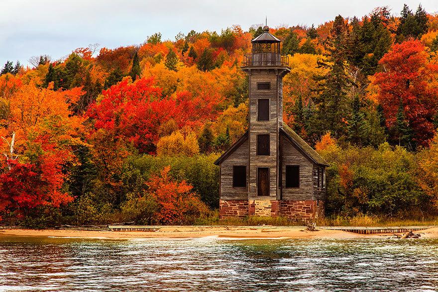 Как осень меняет мир