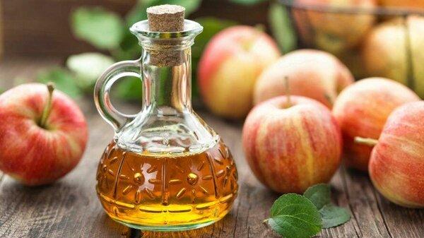 Яблочный уксус для упругости кожи