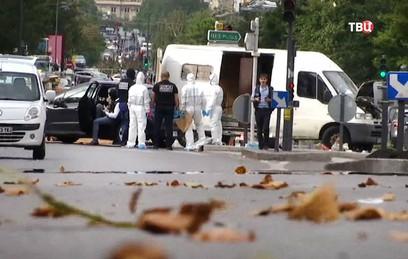 В пригороде Парижа прошла антитеррористическая операция