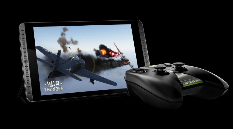 NVIDIA представила планшет SHIELD на базе Tegra K1 и беспроводной контроллер