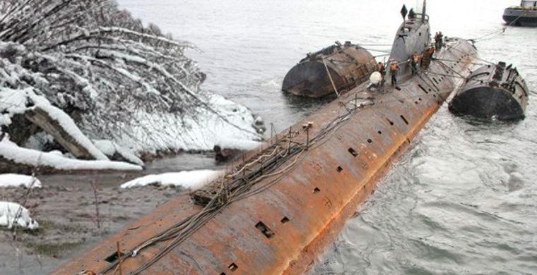 Со дна озера в Канаде подняли немецкую подлодку