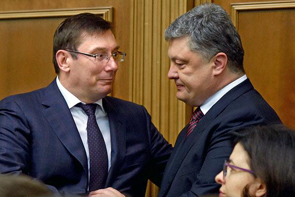 Украинский олигарх рассказал об алкоголизме Порошенко и Луценко