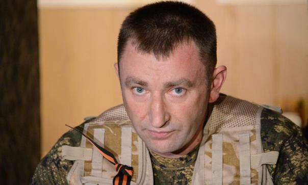 Погиб защитник ДНР Сергей Здрилюк (Абвер), бывший заместителем Стрелкова