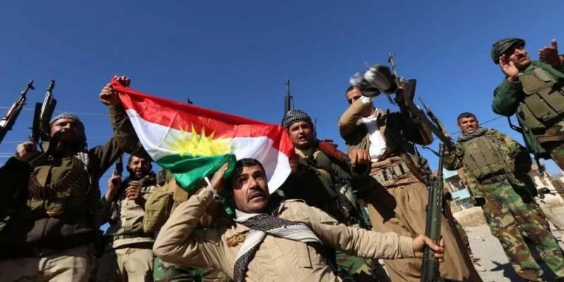 Курдская бомба