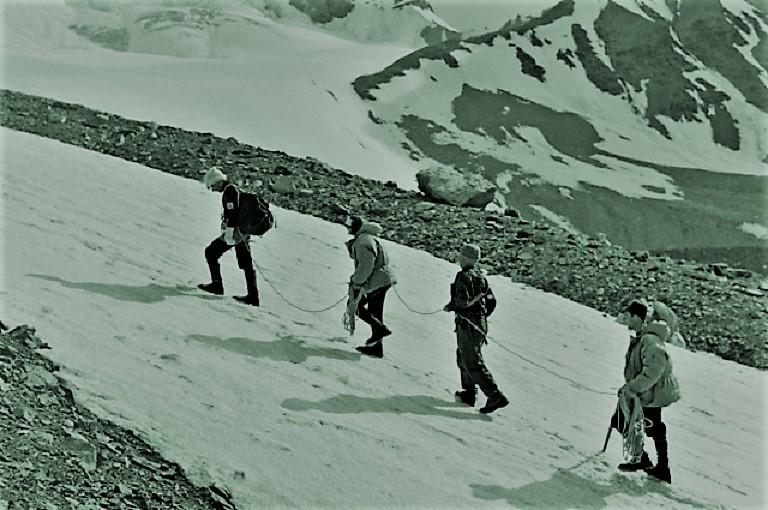 Пленницы вершины. СССР, альпинизм, трагедия
