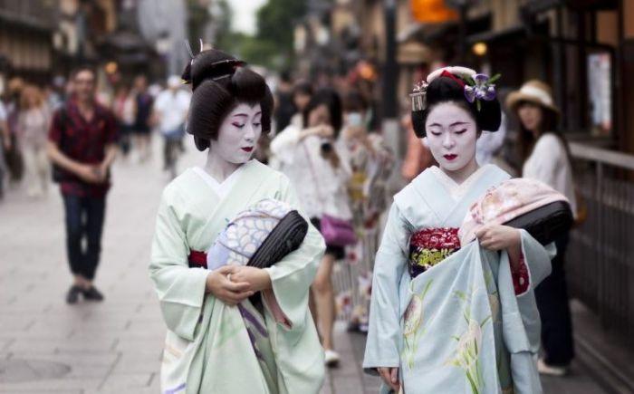 Любопытные факты о гейшах