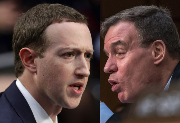Senator Warner calls on Zuckerberg to support market research consent rules