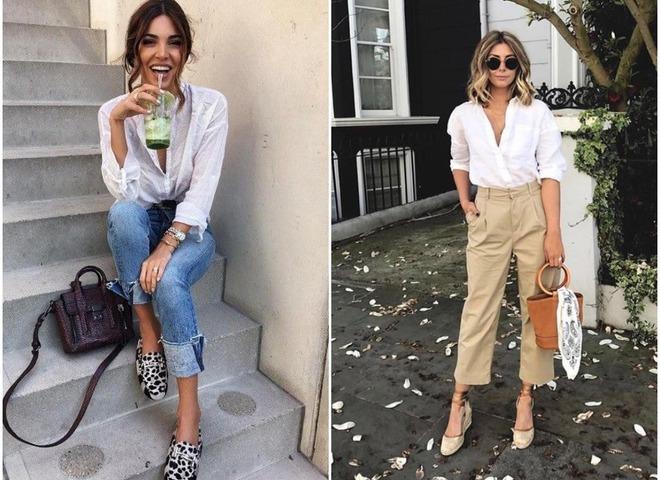 Смотри и выбирай себе модную обувь в офис, которую нужно носить летом
