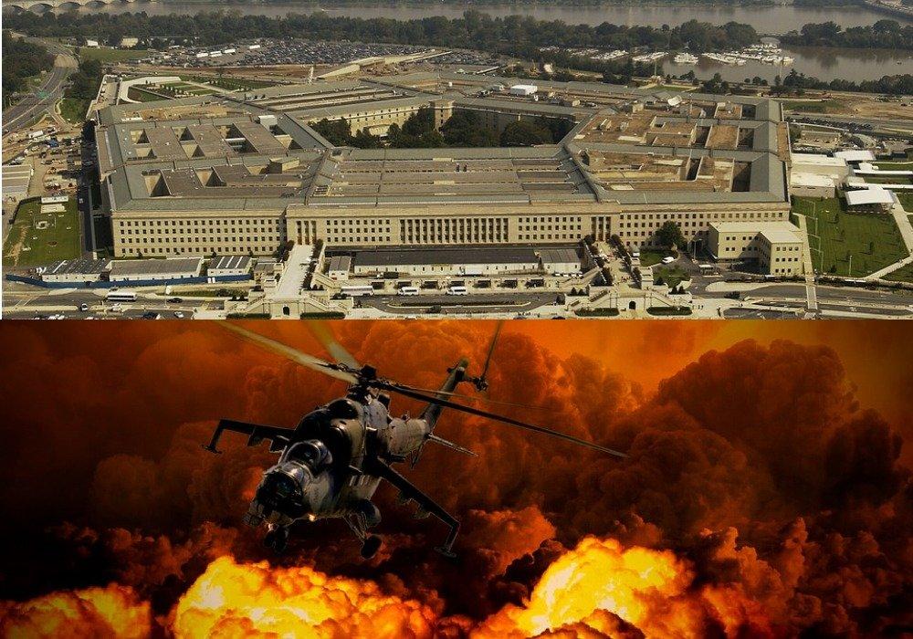 В Пентагоне отказались делиться данными о применении фосфорных боеприпасов в Сирии