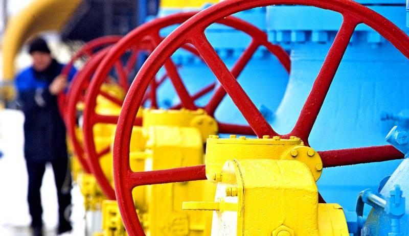 Газовый шантаж Киева: смелые…
